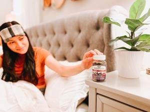 Herbal Elderberry Supplements Support Sleep and Immunity